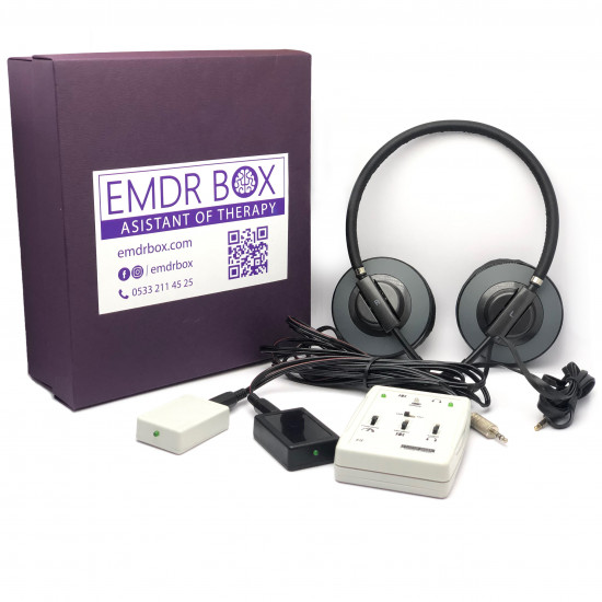 EMDR BOX U1 Standart Set